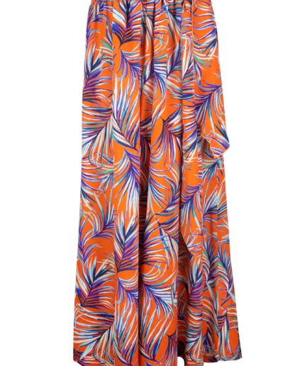 Disco Pants Orange Jungle