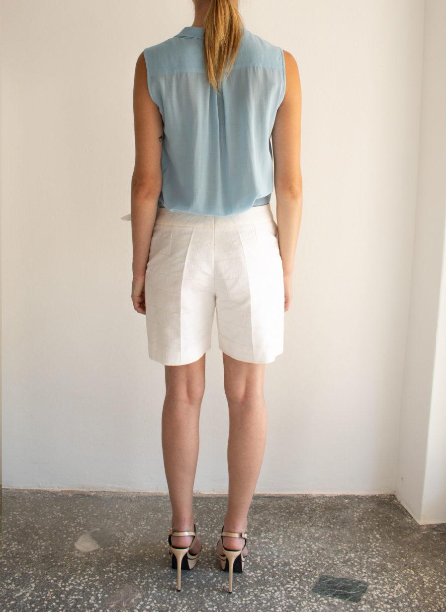 Jackie Shorts Weiß