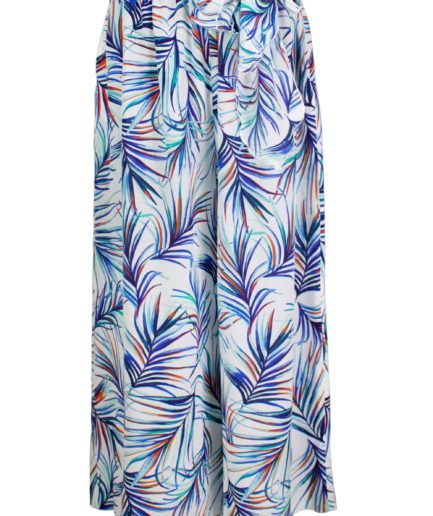 Lounge Pants White Jungle