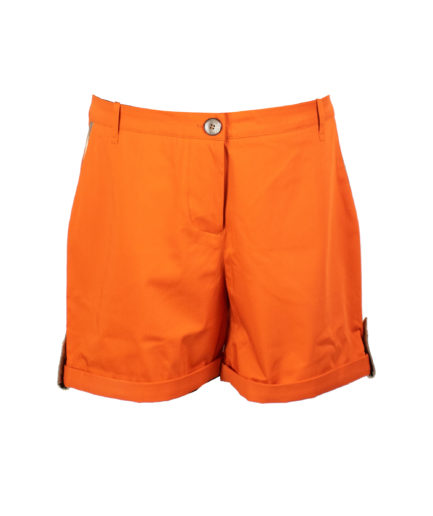 Safari Shorts Orange-Gold