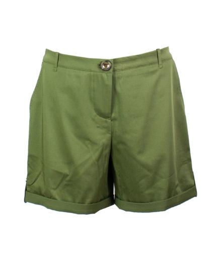 Safari Shorts Grün