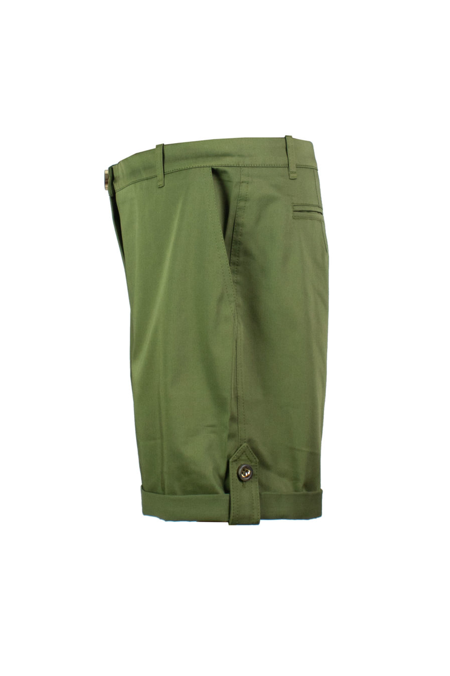 Safari Shorts Grün