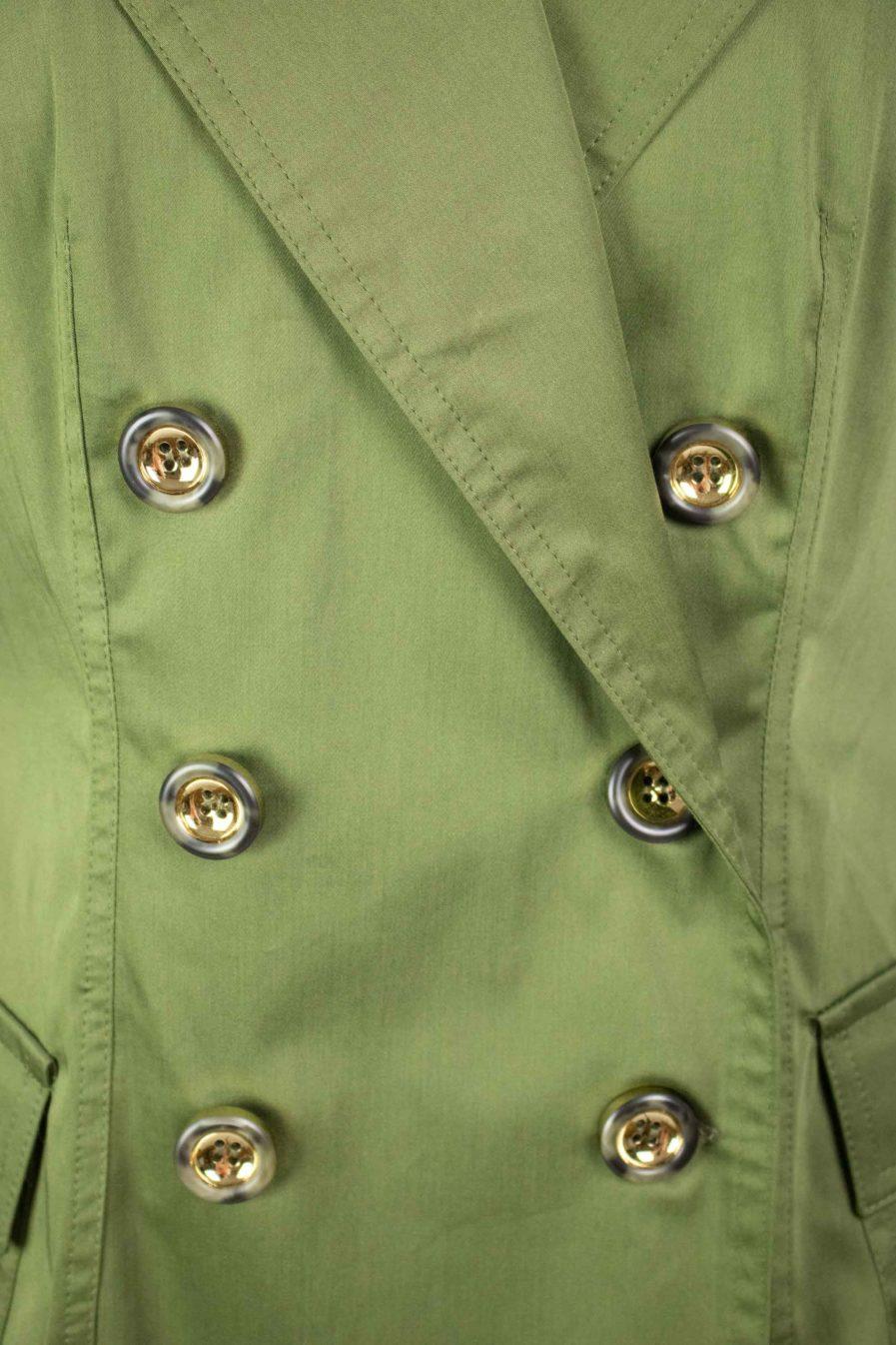 Sommer Blazer Grün