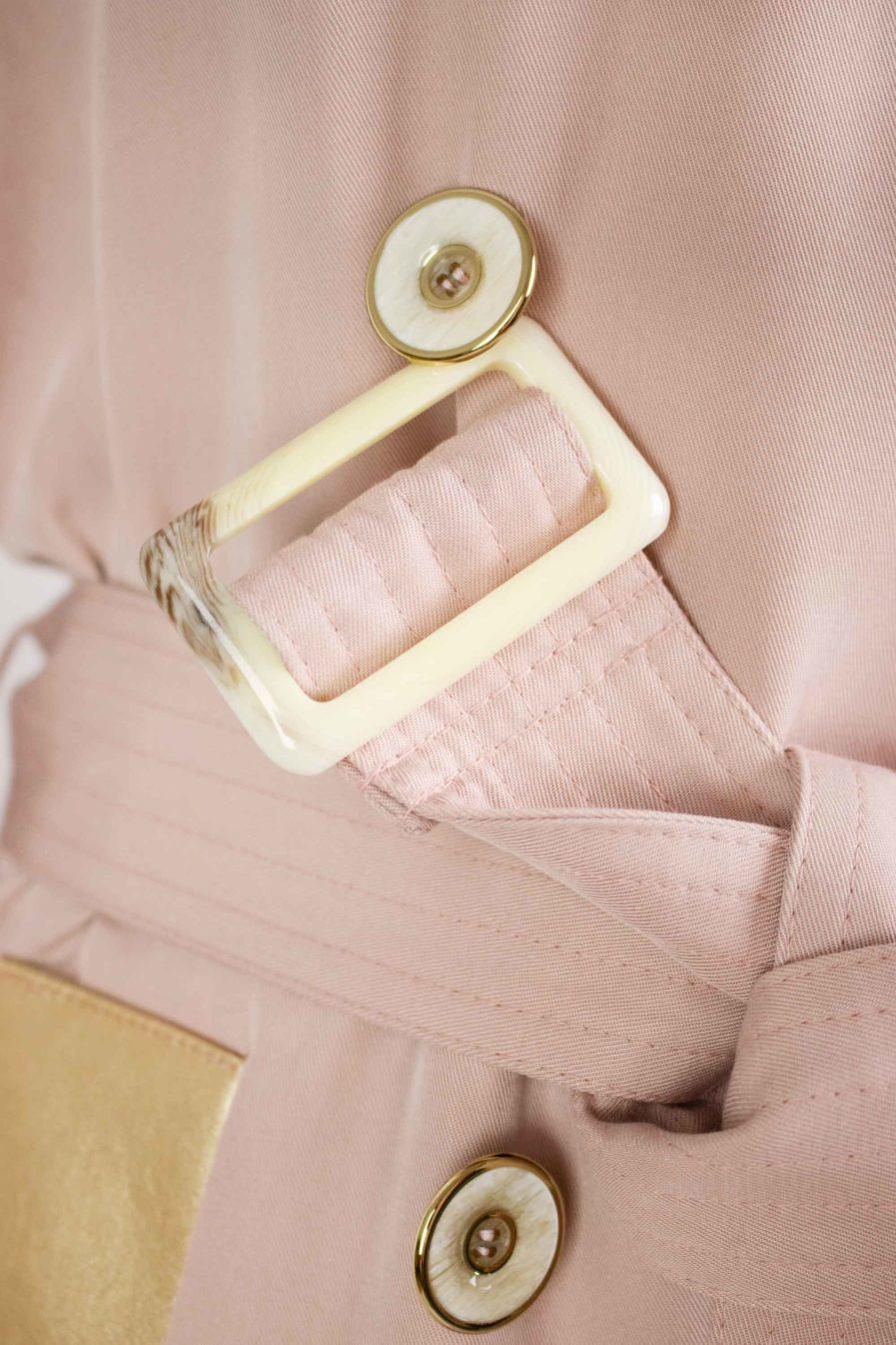 Trenchcoat Rose-Gold