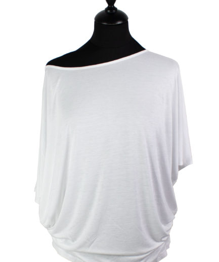 Wing Shirt Weiß