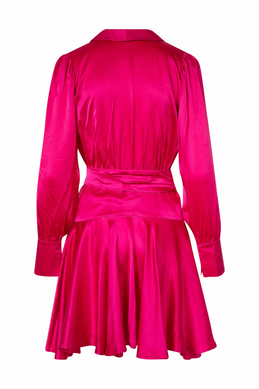 Christine Wickelkleid Pink