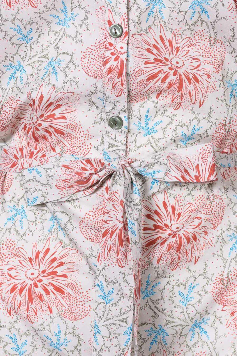 Hemdkleid Flowers