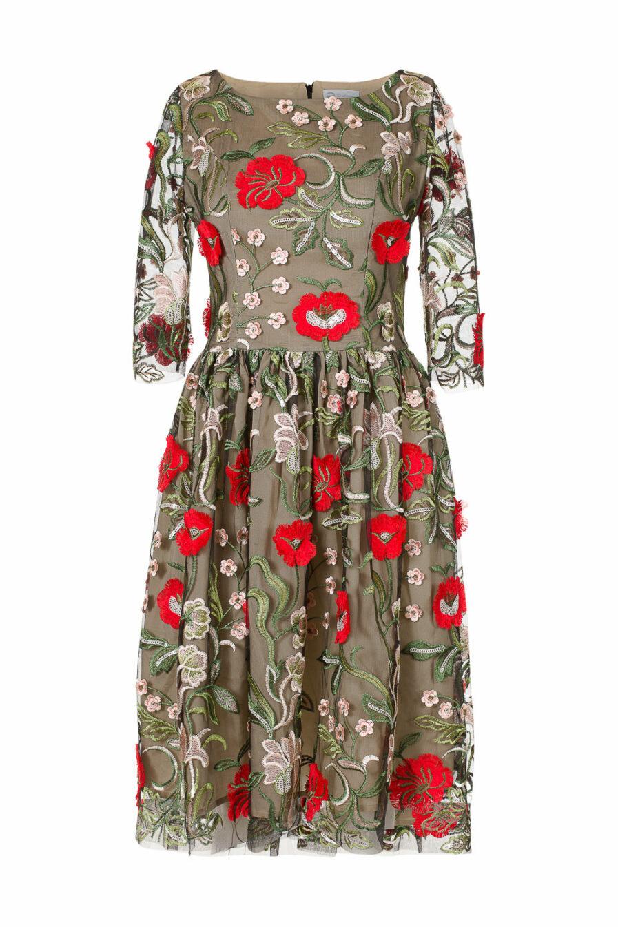 Indy Kleid Evita