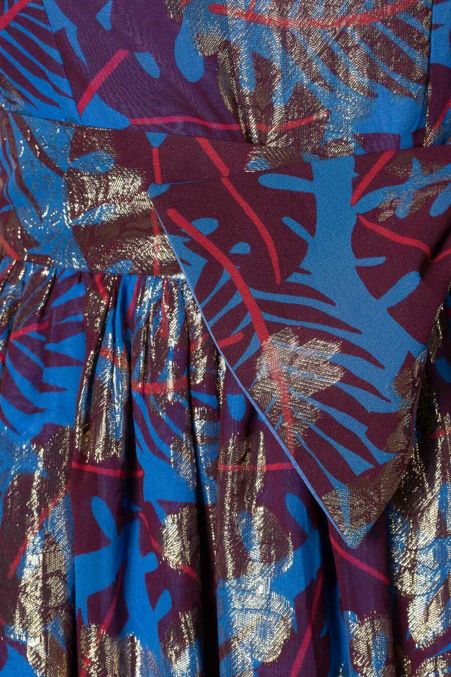 Indy Kleid Tahiti