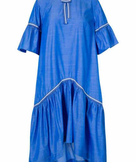 Phemie Kleid Blau
