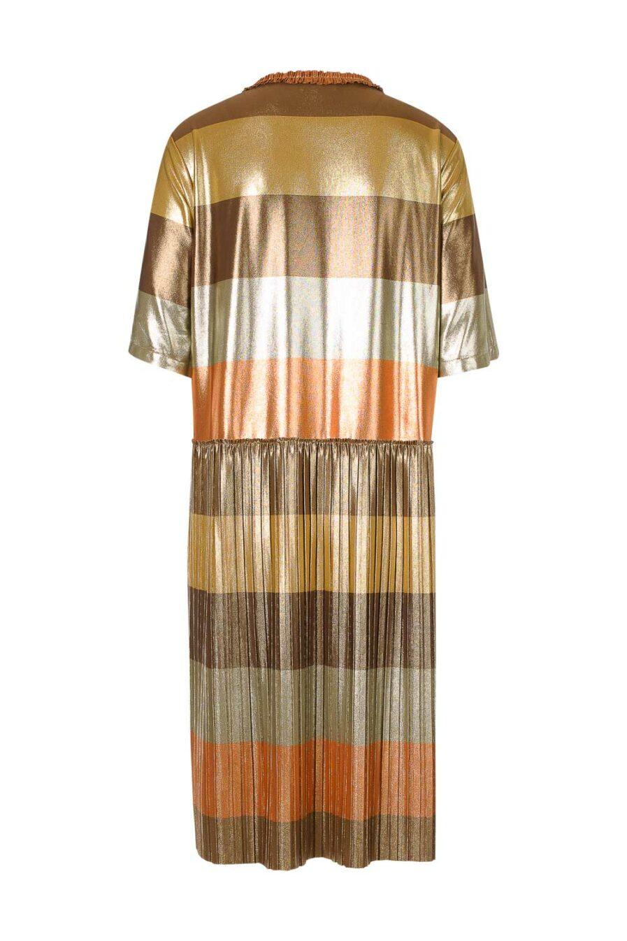 Plissee Kleid Dune